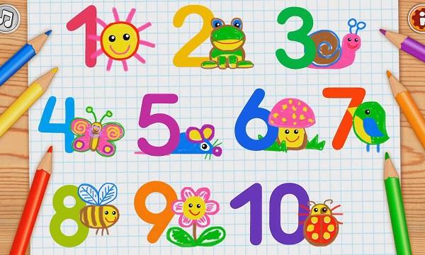 Mid Nursery Math