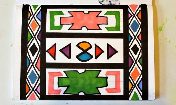 Year 7 Cultural & Creative Art